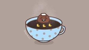 Điểm danh 5 thần tượng Kpop cực mê cà phê