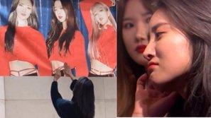 EXID vừa khóc vừa phủ nhận tin đồn Solji rời nhóm; Junghwa tiết lộ cô đã cố hết sức để... ngăn cản nhóm comeback