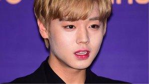 Họp báo ra mắt album mới của Wanna One nhưng người ta chỉ chú ý đến gương mặt Park Ji Hoon vì lỗi make up 'kinh dị'