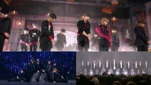 Fan reo hò phấn khích với sân khấu trở lại đầu tiên trong comeback show của Wanna One