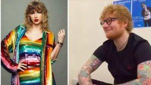 Phản ứng của hội bạn thân toàn người trong showbiz trước album bom tấn của Taylor Swift