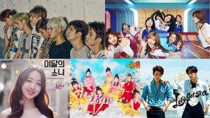 Tin vắn 15/11: GOT7, TWICE, Oh My Girl, LOOΠΔ, Super Junior D&E