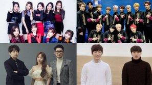 TWICE, SEVENTEEN, Urban Zakapa và  MeloMance cùng nhau chiếm lĩnh BXH Gaon tuần này