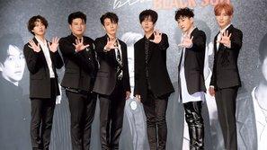 Giữ lời hứa với fan, Super Junior xác nhận chuẩn bị đi... bán áo dạo trên truyền hình