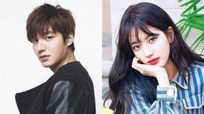 SỐC: Sau hơn 2 năm hẹn hò mặn nồng, Suzy và Lee Min Ho quyết định 'đường ai nấy đi'