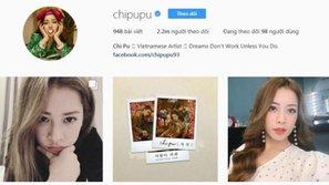 7 nghệ sĩ 'siêu nổi' trên Instagram vì sở hữu lượt follow đến... vài triệu                                                                   0