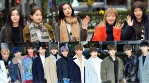 Trời trở lạnh, sao Hàn 'trùm kín mít' trên đường đi làm tại Music Bank 17/11