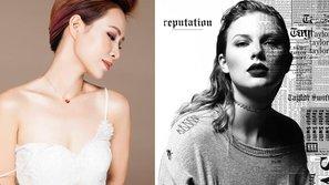 Gọi Taylor Swift là 'con rắn hao giai', Uyên Linh bị fan Việt chỉ trích gay gắt                                                                   0