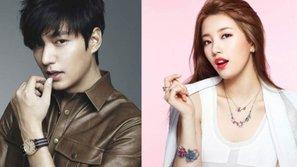 Nhìn lại chuyện tình đẹp như mơ khiến bao fan tiếc nuối của Suzy - Lee Min Ho