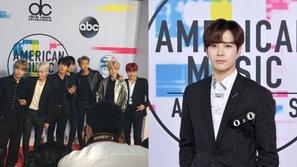 Điều mà người hâm mộ mong chờ bấy lâu đã đến: BTS và Jackson (GOT7) xuất hiện đầy lộng lẫy trên thảm đỏ AMAs 2017                                                                   0