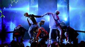 HOT: BTS vươn lên No.1 tìm kiếm trên google tại Mỹ sau màn trình diễn tại AMAs 2017