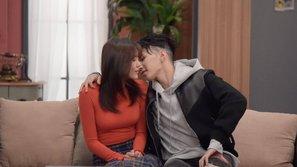 Fan K-pop cười ra nước mắt vì Jay Park đang chuẩn bị hôn Hyejeong (AOA) thì bị phá đám