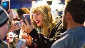 Đè bẹp mọi đối thủ, album 'Reputation' của Taylor Swift đắt hàng nhất năm 2017
