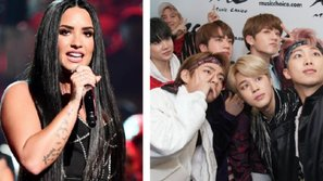 Thực hư tin đồn BTS bị Demi Lovato 'hạ thấp' trong bài phát biểu tại AMAs 2017