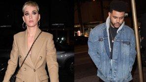 Hậu chia tay Selena Gomez, The Weeknd hẹn hò Katy Perry tại nhà hàng sang trọng