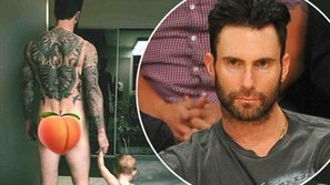 Adam Levine khiến fan 'mắt tròn mắt dẹt' với ảnh khỏa thân chụp cùng con gái