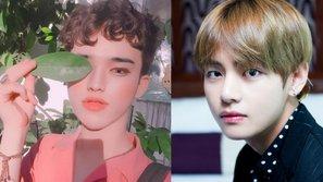 Ví mình là 'V (BTS) phiên bản Việt', hot teen Đà Nẵng bị fan Kpop công kích nặng nề