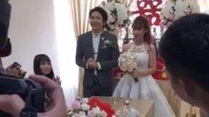 CỰC HOT: 'Lừa đảo' hết fan, Khởi My và Kelvin Khánh đã bí mật tổ chức lễ cưới sáng nay dù thông báo chính thức là 24/11