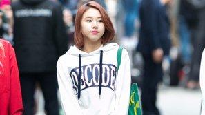 Ngắm nhìn gu thời trang sân bay cực chất của ChaeYoung (TWICE)
