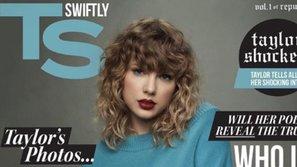 Kỷ lục mới đang chờ đón album 'Reputation'  của Taylor Swift trên Billboard 200