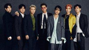 Super Junior nghĩ sao khi được gọi là huyền thoại Kpop?