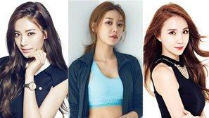 """Điểm danh những thành viên """"khổng lồ"""" trong các girlgroup Hàn"""