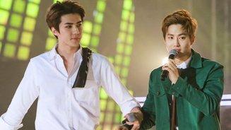 Liệu bạn biết được bao nhiêu về cặp đôi leader - maknae nhà EXO?