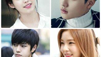 Liệu bạn có biết tên thật của các idol Kpop?