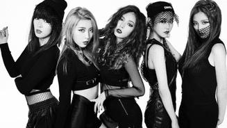 Các cô nàng Girl Crush 4Minute có phải thần tượng của bạn?