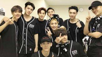 Thử thách: Nhìn tay đoán tên thành viên EXO