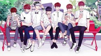 Nhìn ảnh fan art đoán tên thành viên BTS- bạn có dám thử ?