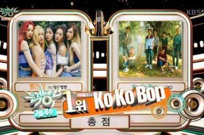 """EXO giành chiến thắng thứ 3 với """"Ko Ko Bop"""" tại Music Bank"""