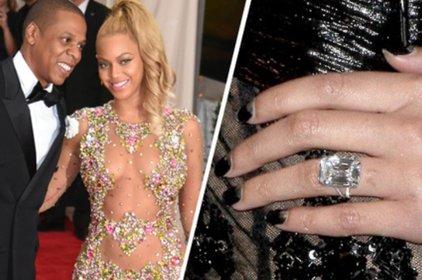 Lóa mắt với những chiếc nhẫn đính hôn đắt giá khiến fan ghen tị của sao US-UK