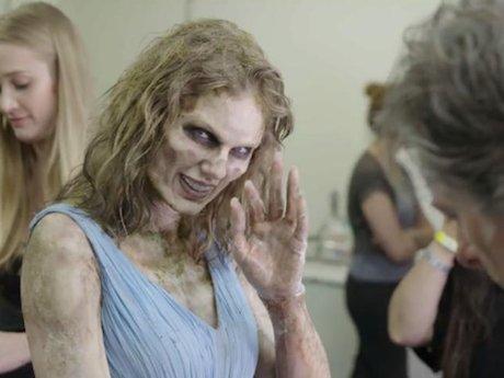 Ý tưởng hóa trang Halloween lấy cảm hứng từ MV 'Look What You Made Me Do' của Taylor Swift