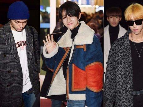 HOT: SEVENTEEN và Kim Samuel đã lên máy bay, sẵn sàng hội ngộ Wanna One tại Việt Nam
