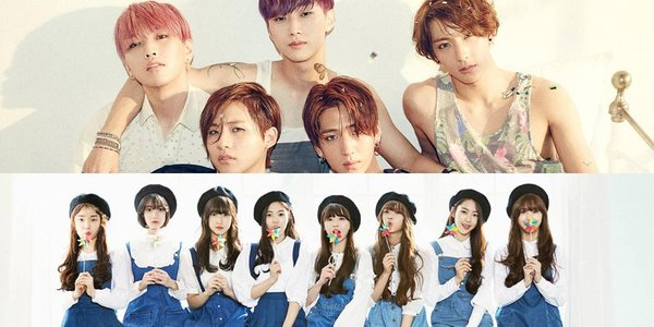 Oh My Girl B1A4