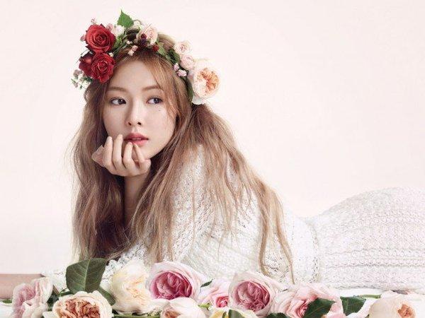 HyunA Allure
