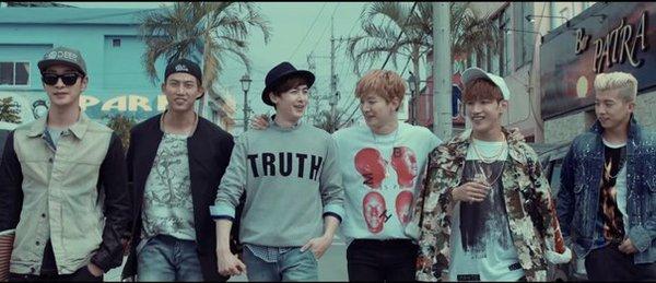 2PM comeback