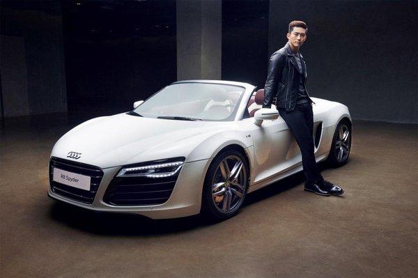 Siêu xe sao Hàn