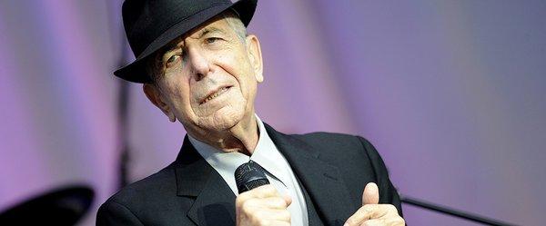 Leonard Cohen - tác giả ca khúc Hallelujah qua đời ở tuổi 82 - ảnh 1