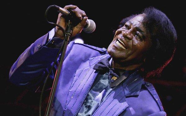 James Brown bố già nhạc soul