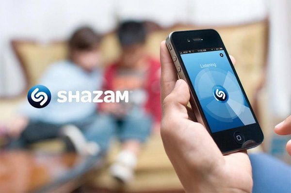 Ứng dụng Shazam