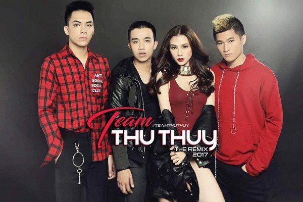 the remix 2017 thu thủy