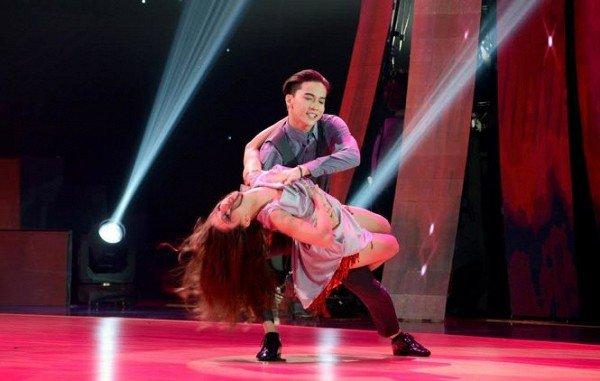 S.T quán quân bước nhảy hoàn vũ 2016