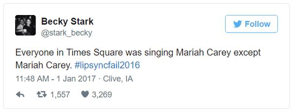 mariah carey hát nhép