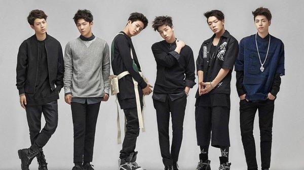 bảng xếp hạng fan cafe nhóm nam Kpop 2016