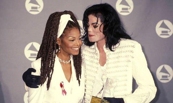Janet Jackson - em gái ông hoàng nhạc Pop Michael Jackson