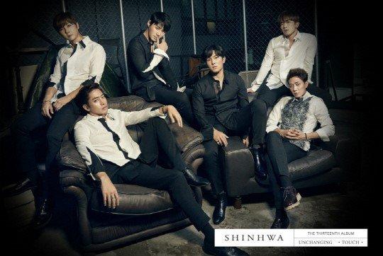 Shinhwa Touch