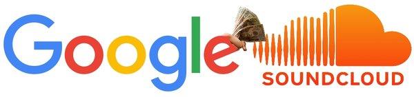 google mua lại soundcloud