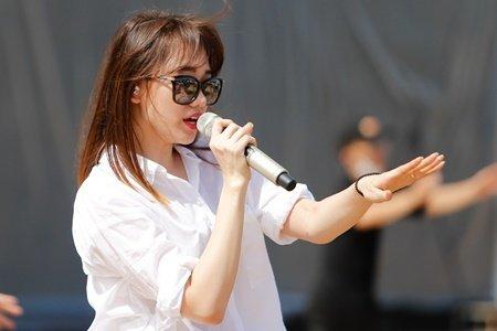 hari won tổng duyệt zing music awards 2016